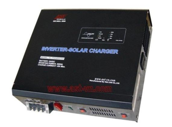 Inverter-Solar Charger VL-ITS24850TFP